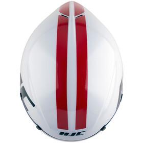 HJC Adwatt Time Trail Kask rowerowy, white